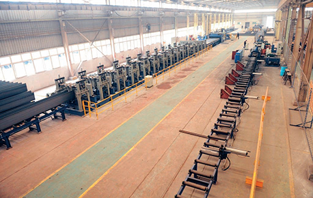 The Girder Jointless Automatic Molding Production Line