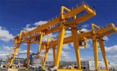 Gantry Crane in Russia - Gantry Crane Manufacturer