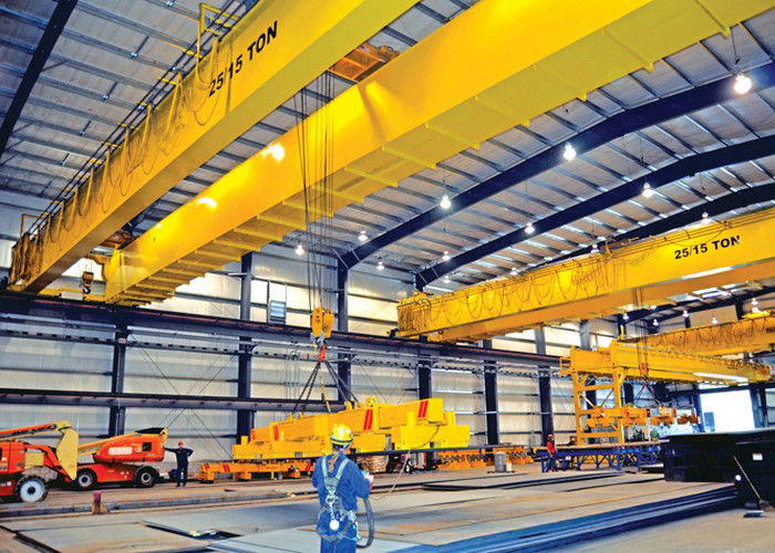 How to Choose A Best-matched Overhead Crane?