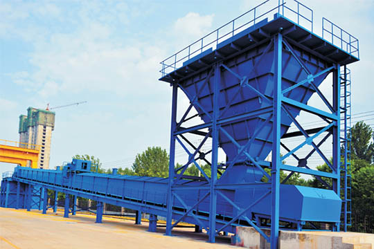 Air Cushion Belt Conveyor