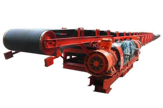 Extension-type Belt Conveyor