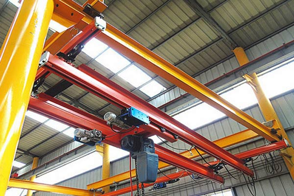 KBK Flexible Suspension Crane