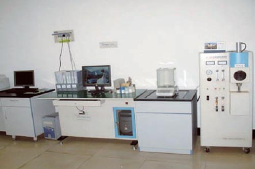 Hw-2000 Auto Infrared Analyzer Of Carben And Sulfur
